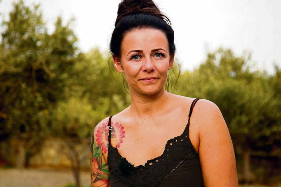 Nadine Kirsten (33) stellte sich ihren Ängsten im TV.