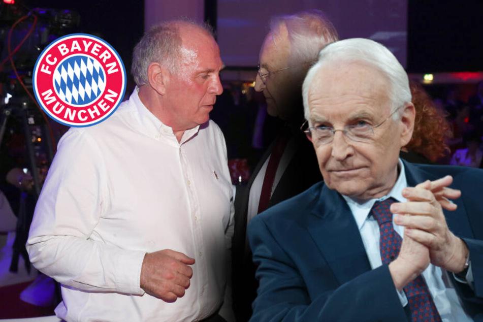 Pikante Details: Stoiber verrät, warum sich Hoeneß beim FC Bayern zurückzieht