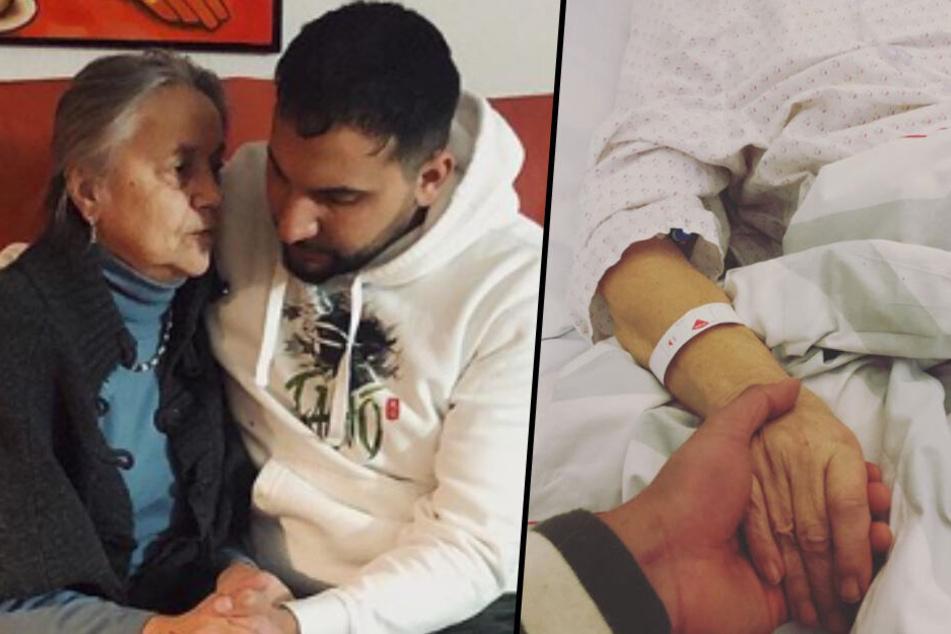 Attila Hildmann schockte seine Fans mit einem Krankenhaus-Foto. Seiner Mutter soll es nicht gut gehen.