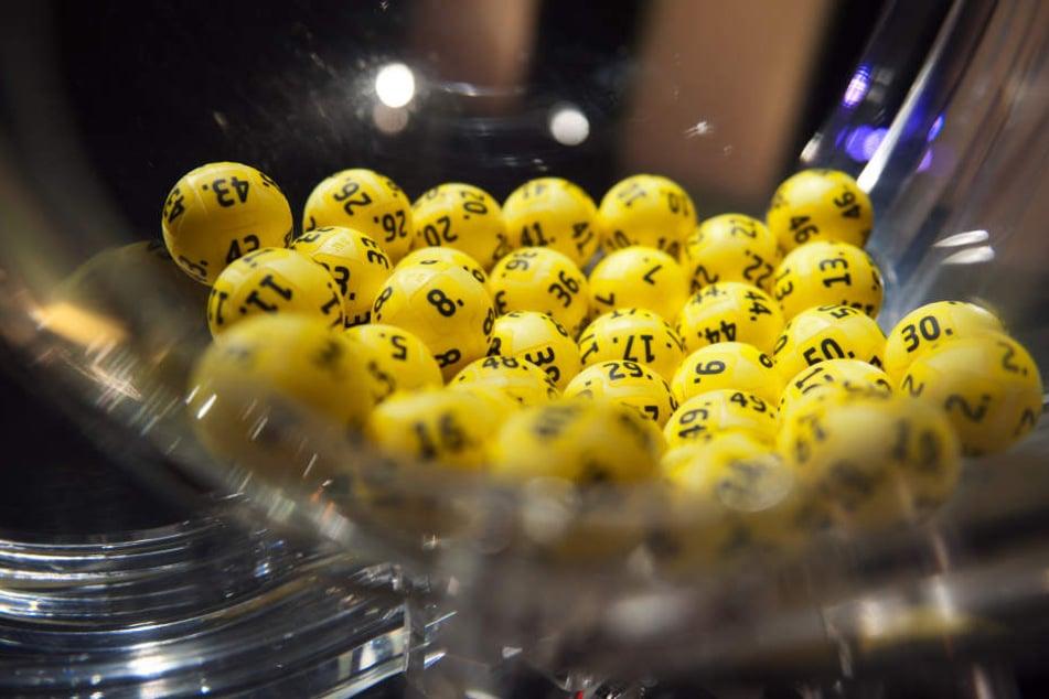 Die berühmten Glückszahlen des Eurojackpots.