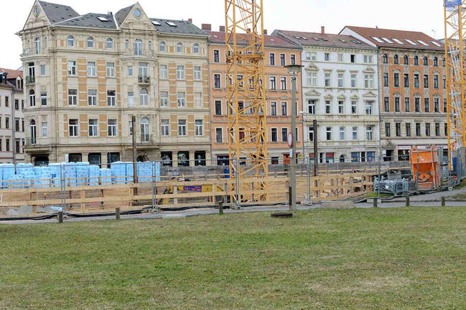 Die Einbrecher waren in der Dresdner Friedrichstadt unterwegs (Symbolbild).