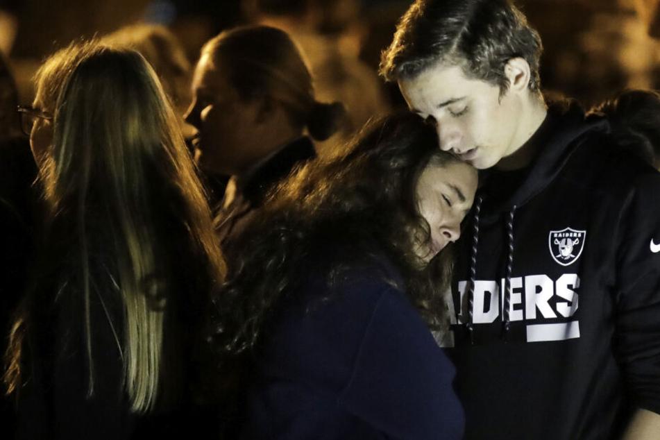 Bluttat in Schule! Teenager schießt an seinem Geburtstag um sich: Zwei Tote