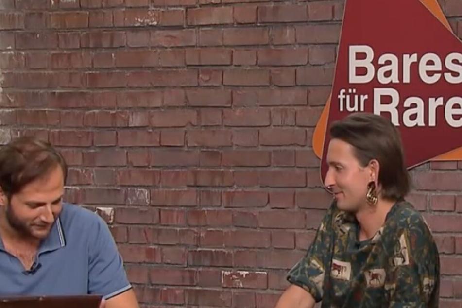 Fabian Kahl und Julian Schmitz-Avila liefern sich ein erbittertes Duell.