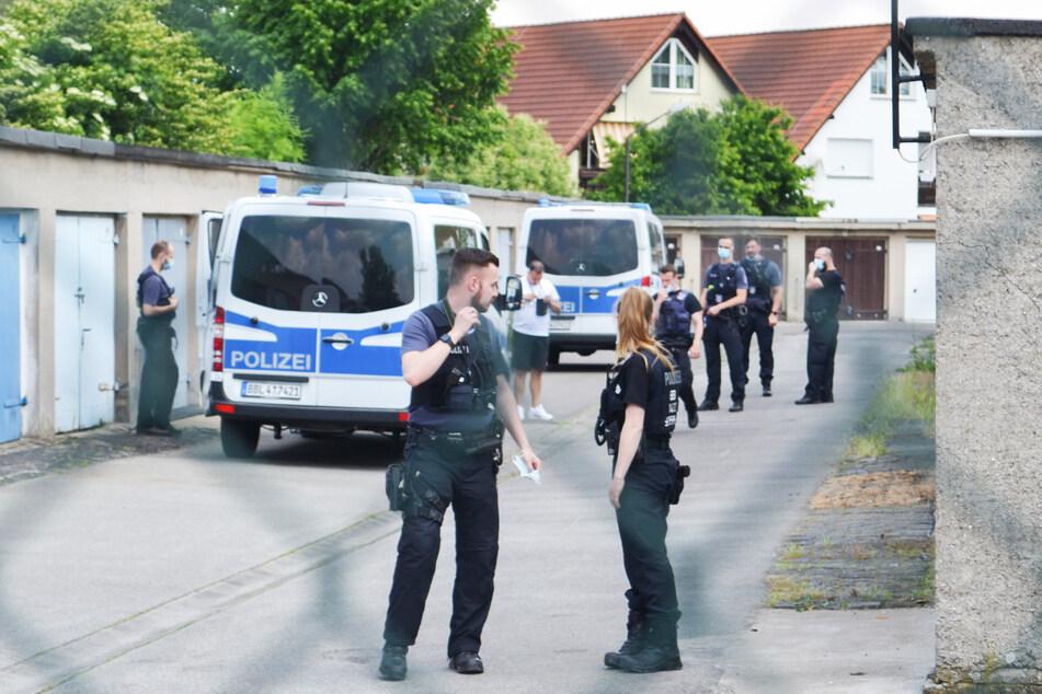 Am Freitagmittag durchsuchten Beamte der Polizei Brandenburg in Hoyerswerda Objekte, die mit Ammar in Verbindung gebracht werden.