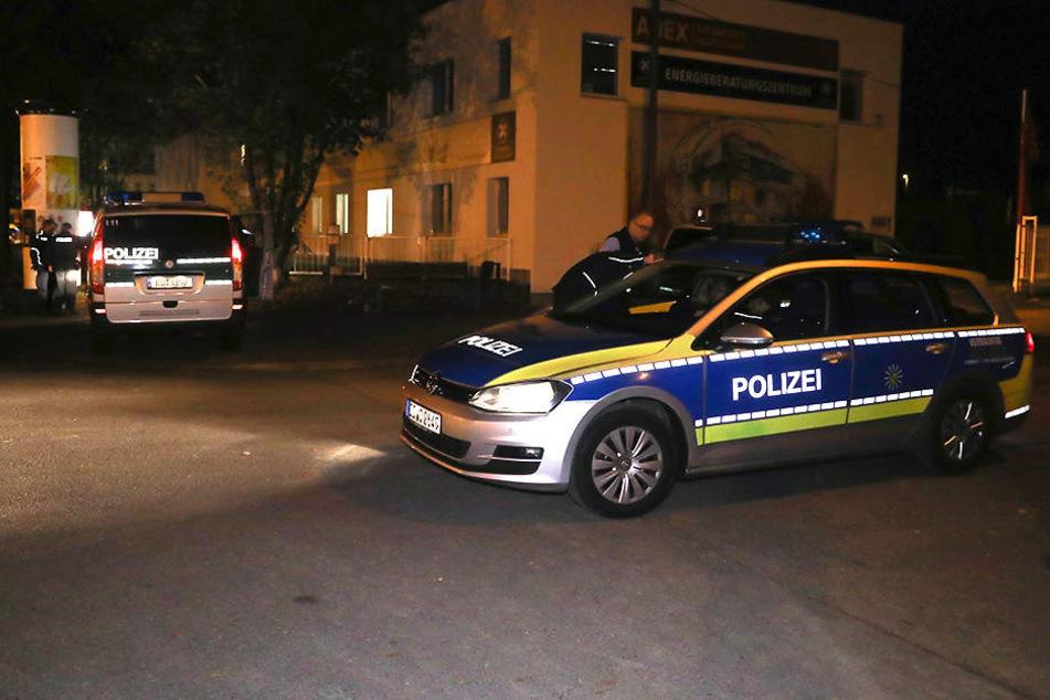 Die Polizei wurde am Montagabend zu einer Auseinandersetzung in der Dresdner Friedrichstadt gerufen (Archivbild).