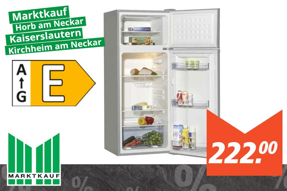 Amica Kühl- & Gefrierkombi DTC374100E für 222 Euro