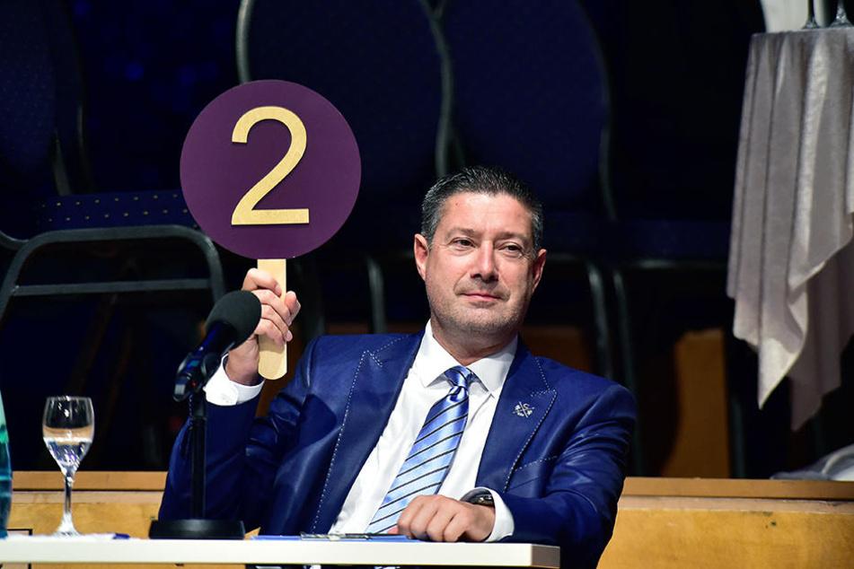 Tanz-Profi Joachim Llambi (52) sitzt als Wertungsrichter in der Jury.
