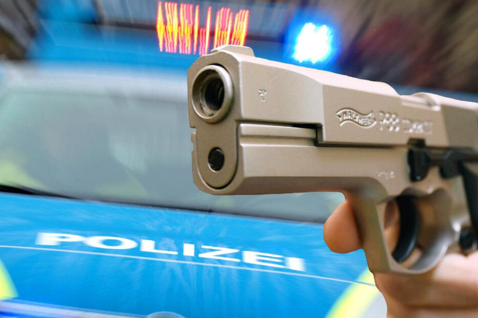 Polizeieinsatz in Niddatal: Nachbarn hören Streit, dann fällt ein Schuss