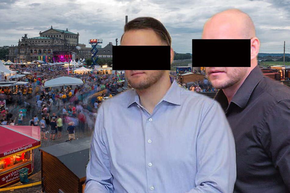 Rechte Schläger machten Jagd auf Ausländer beim Stadtfest