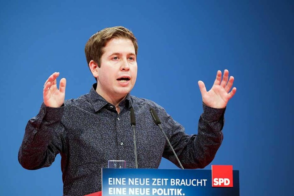 Der Juso-Vorsitzende Kevin Kühnert wirbt für Parteieintritte, um die GroKo zu verhindern.