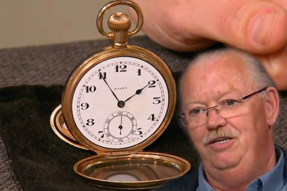 Bares für Rares: skurrile Geschichte hinter dieser Taschenuhr!