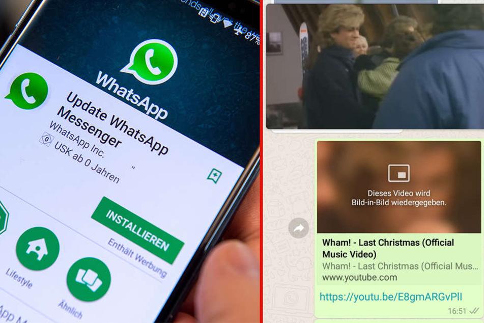 WhatsApp-Update: Praktisches Video-Feature endlich auch für Android verfügbar