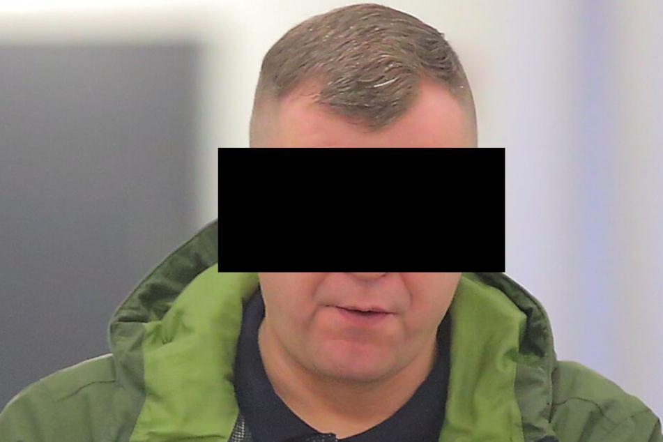 Laut Anklage war Tomasz S. (44) der Kopf der Autoklau-Bande.