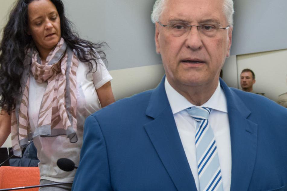 Kampf gegen Rechtsextremismus: Herrmann lobt Entwicklung