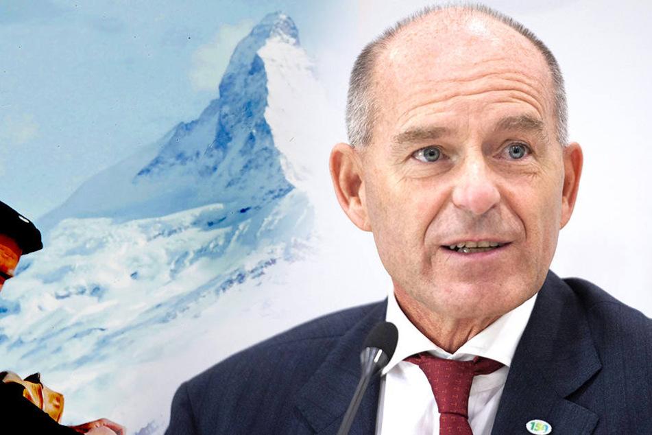 Tengelmann-Chef Haub nach Ski-Tour verschollen