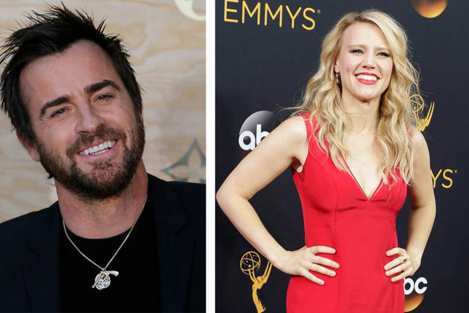 Schauspieler Justin Theroux und Comedian Kate McKinnon spielen an der Seite von Mila Kunis in der Action-Komödie.