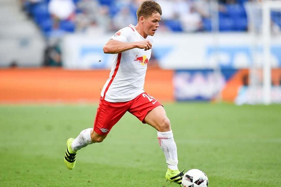 Dreifachbelastung statt Dänemark: Dominik Kaiser freut sich auf die Champions League mit RB Leipzig.