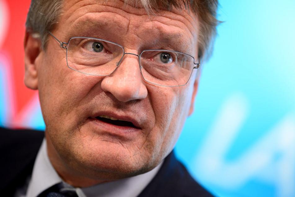 Seit Frauke Petrys Abgang ist Jörg Meuthen allein als Vorsitzender der Partei tätig.