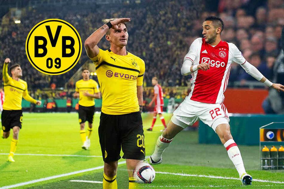 BVB jagt den nächsten Wolf: Kommt auch Ajax-Superstar?
