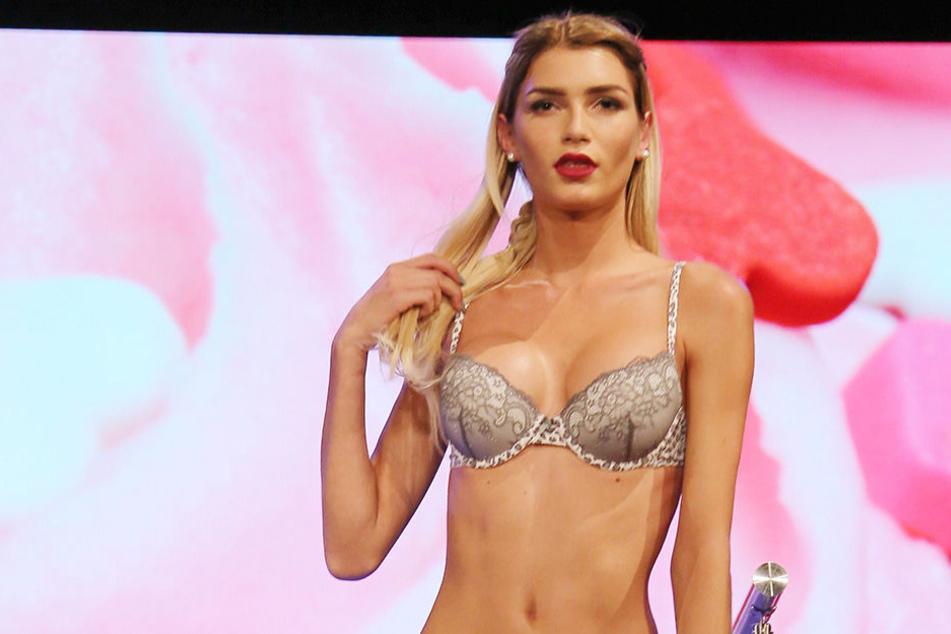 Transgender-Model Giuliana Farfalla (21) ziert die Februar-Ausgabe des Playboy. Darin sollte auch auch das Rangnick-Interview erscheinen.
