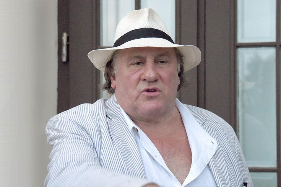 Die Ermittlungen gegen den französischen Schauspieler Gerard Depardieu wurden eingestellt.