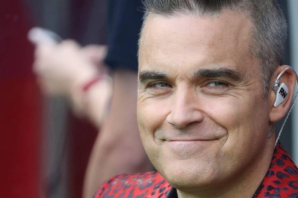 Wegen Angststörung: Robbie Williams ließ Mega-Deals platzen