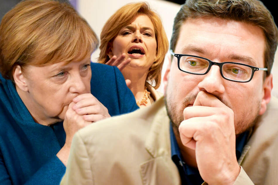Berlin: Nach Hacker-Angriff: So reagieren die Politiker!