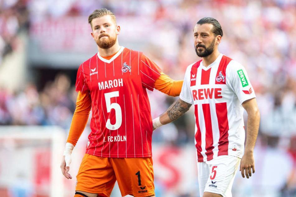 """Dominic Maroh bleibt für Köln und den FC ein """"Derbyheld op ewig""""."""