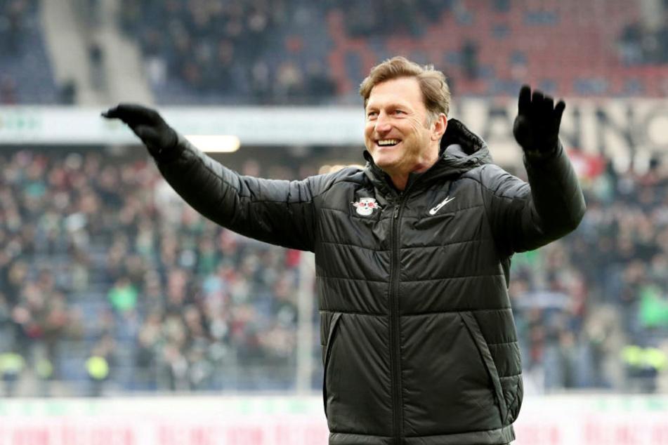 Ralph Hasenhüttl soll bereits am Mittwoch als neuer Trainer des FC Southampton bekannt gegeben werden.