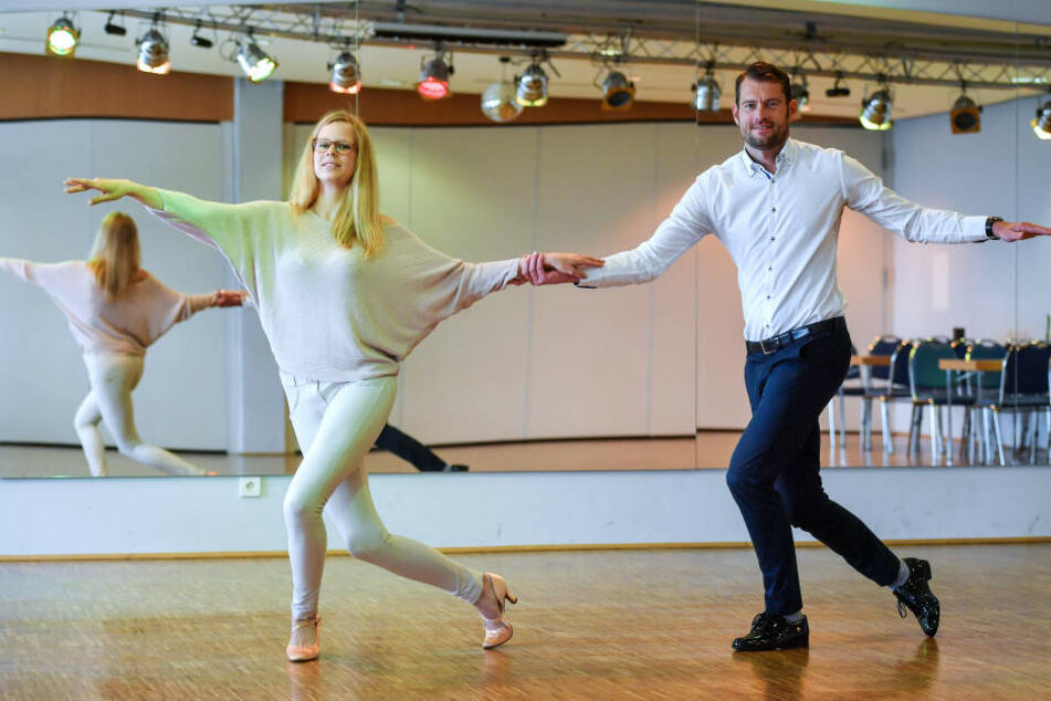 Vom Büro aufs Parkett: Center-Chef tanzt bei Star Dance
