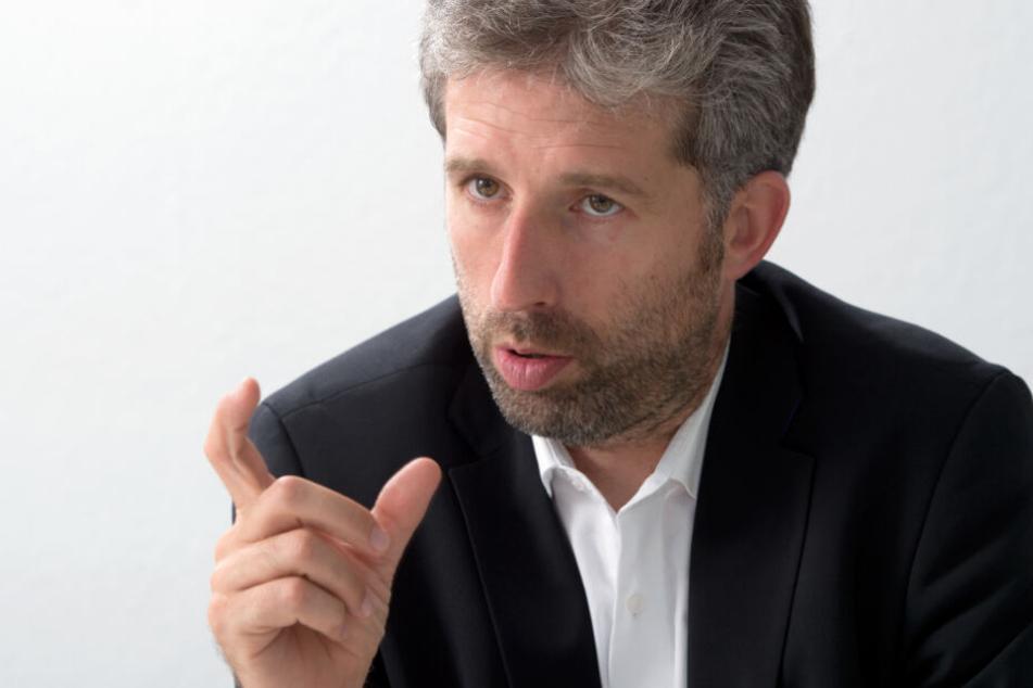 Boris Palmer ist Deutschlands wohl bekanntester Oberbürgermeister.