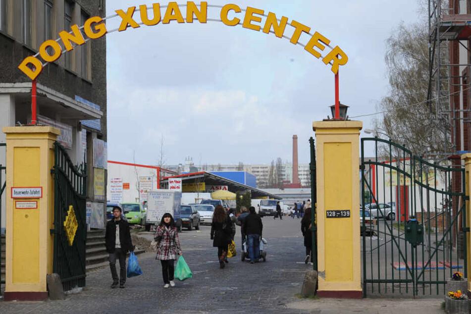 Auf dem Gelände des Dong-Xuan-Centers in Berlin-Lichtenberg wurde ein Kind lebensgefährlich verletzt (Symbolbild)..