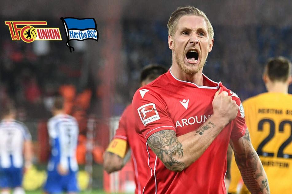 Polter-Party in Köpenick: 1. FC Union gewinnt Berliner Derby gegen Hertha BSC!