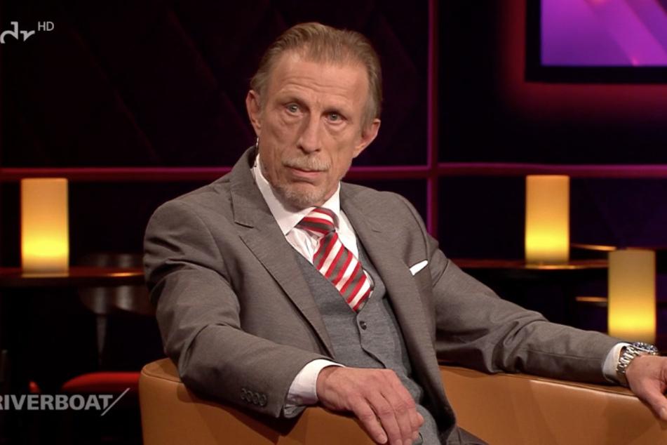 """Christoph Daum im Riverboat: """"Ich bin kein Ossi, ich bin ein Sachse!"""""""