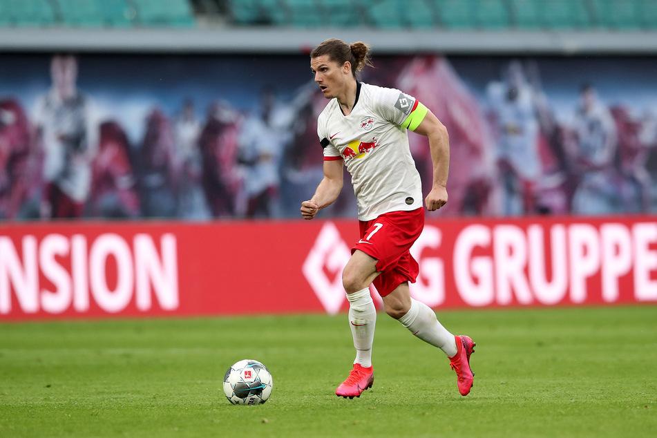 Marcel Sabitzer übernimmt von nun an die Kapitänsbinde bei RB Leipzig.