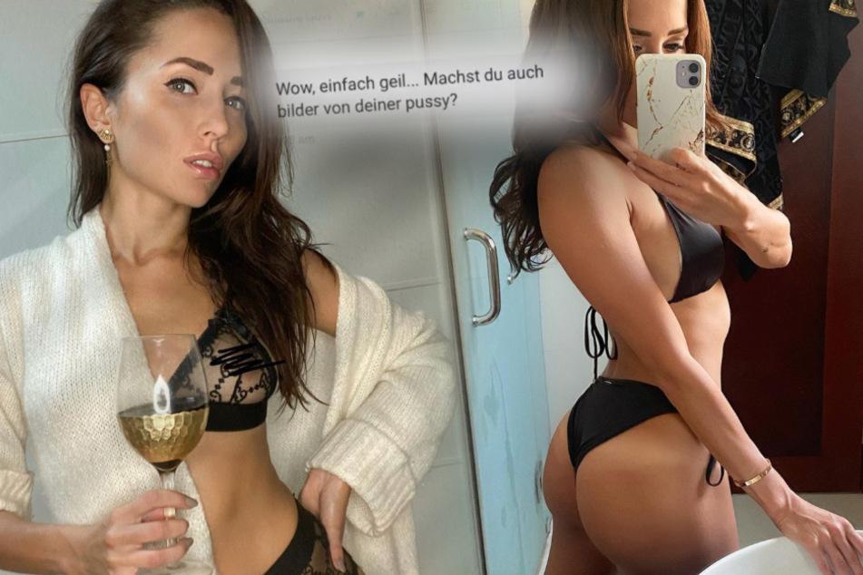 """Perverser Fan fragt Anastasiya Avilova nach Fotos von ihrer """"Pussy"""": Playmate reagiert genial"""