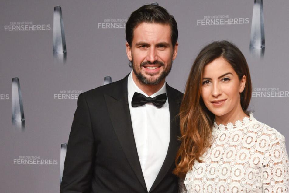 Tom Beck und Chryssanthi Kavazi sind seit August 2018 verheiratet.