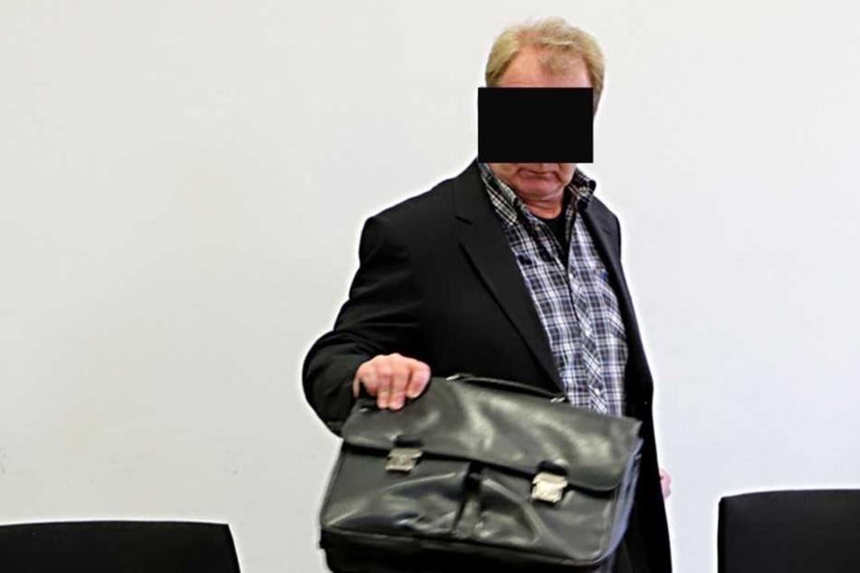 Hauptkommissar Erik S. (54) wurde wegen Verwahrungsbruch und Unterschlagung verurteilt.