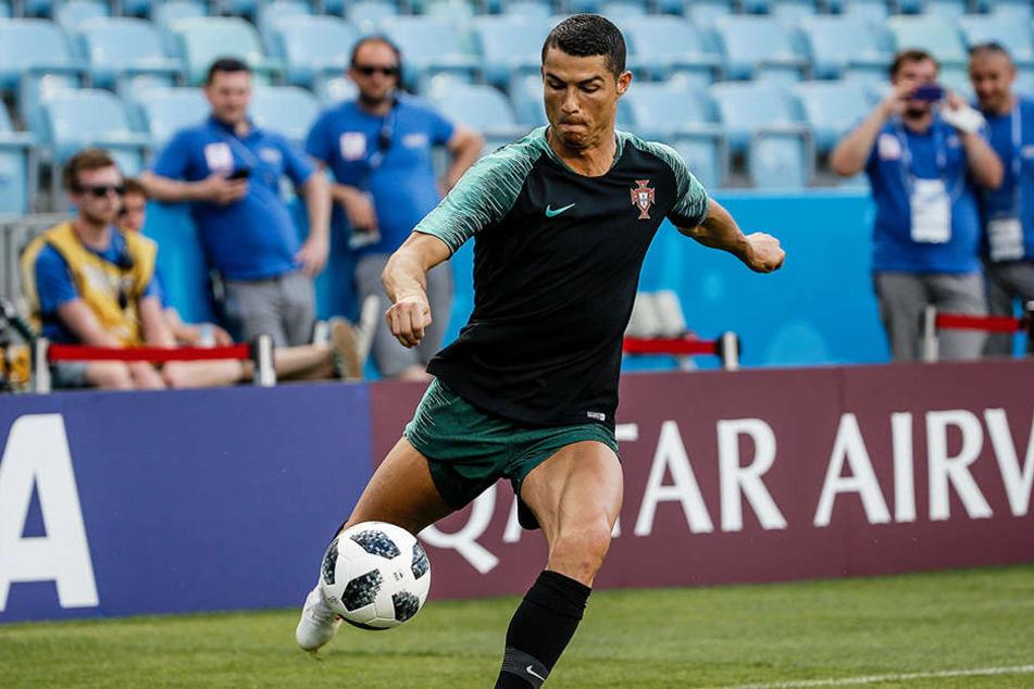 Steuerhinterziehung: 18,8 Millionen Euro Strafe für Ronaldo