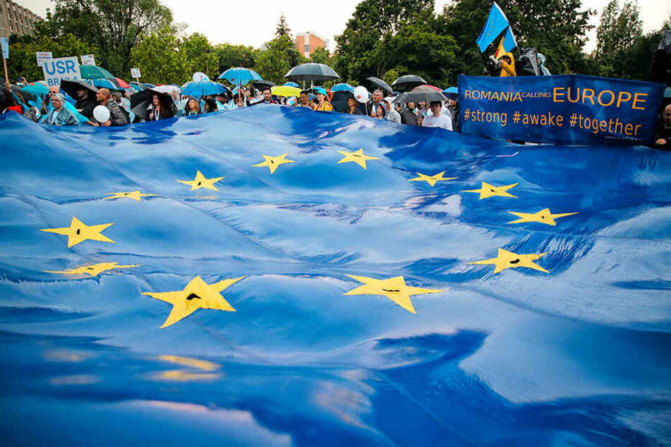 Auch in Rumänien wurde am Sonntag gewählt. Doch die Wahllokale für in Deutschland lebende Rumänen waren völlig überlastet.