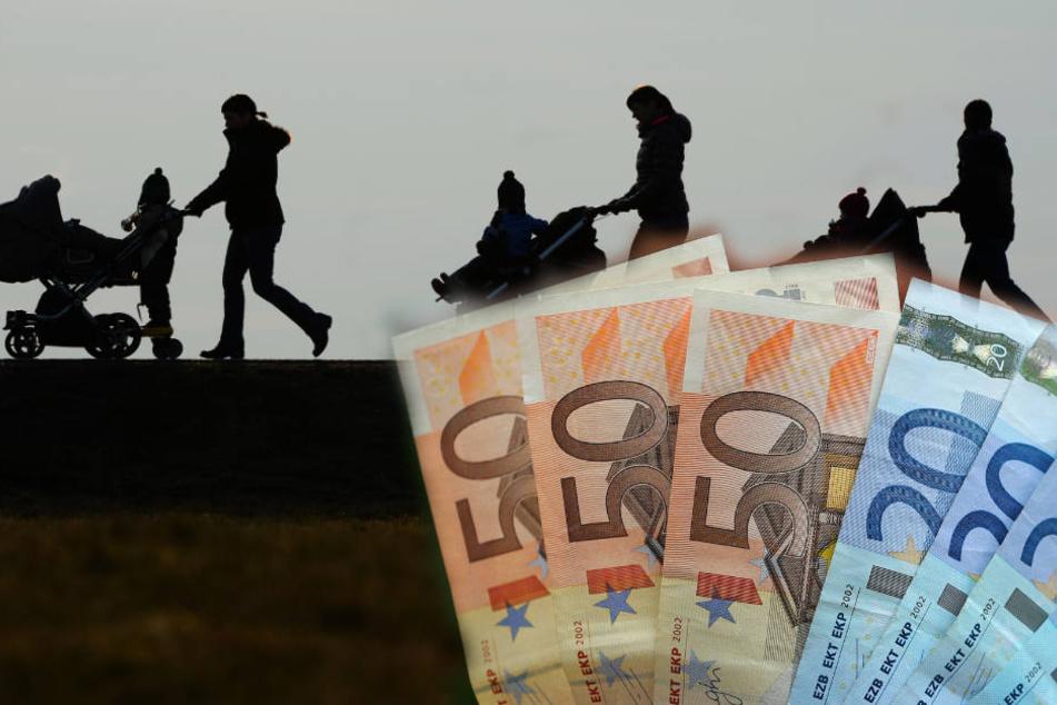 Die Zahl der ausländischen Kindergeldempfänger ist gestiegen. (Symbolbild)
