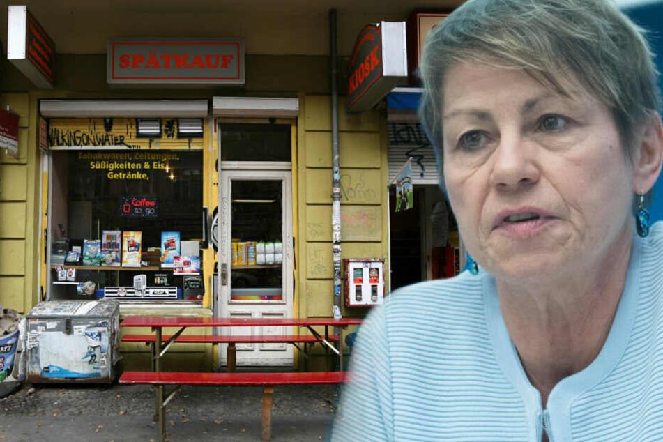 """Senatorin verteidigt Sonntag-Aus für Spätis: """"Kein Lebensgefühl, sondern Läden"""""""