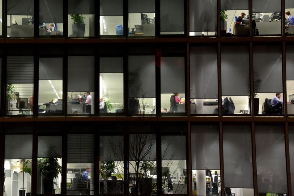 In deutschen Großstädten finden Unternehmen immer schwieriger Büros. (Symbolbild)