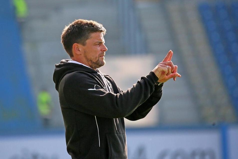 Neue Taktik, neues Glück? FSV-Trainer Torsten Ziegner will heute nichts dem Zufall überlassen.