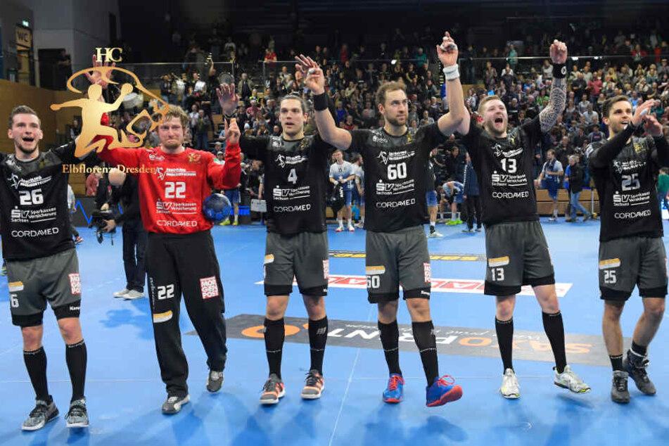 HC Elbflorenz mit ganz wichtigem Erfolg gegen Lübeck trotz unnötiger Fehler!