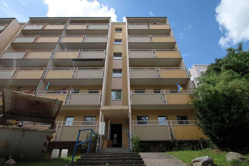 Die Beamten nahmen einen Mann fest, der in seiner Wohnung in Dresden-Gorbitz eine Schusswaffe abfeuerte (Symbolbild).