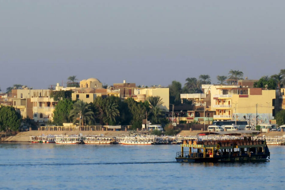 Der Mann wurde im vergangenen Dezember im ägyptischen Luxor festgenommen.