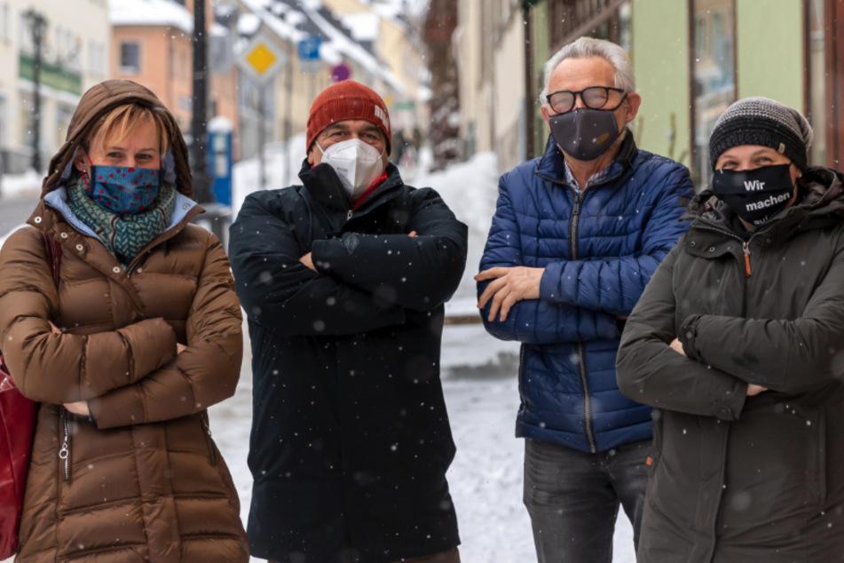 """Wutbrief der Annaberger Händler: """"Wir stehen vor einem Scherbenhaufen"""""""