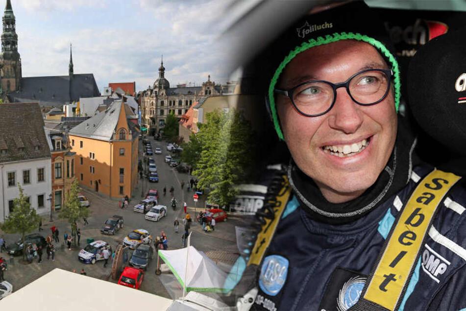 Unfall-Drama bei Sachsen-Rallye: Fahrer und Beifahrer tot!