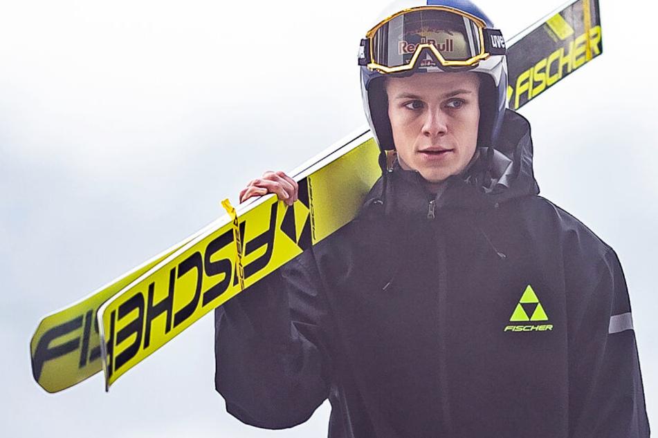 Schock-Diagnose für Olympiasieger Wellinger: Sturz sorgt für OP und eine lange Pause